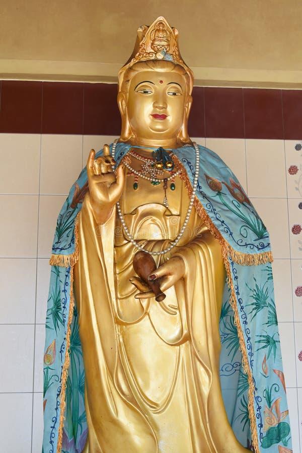 Statua del yin di Guan fotografie stock