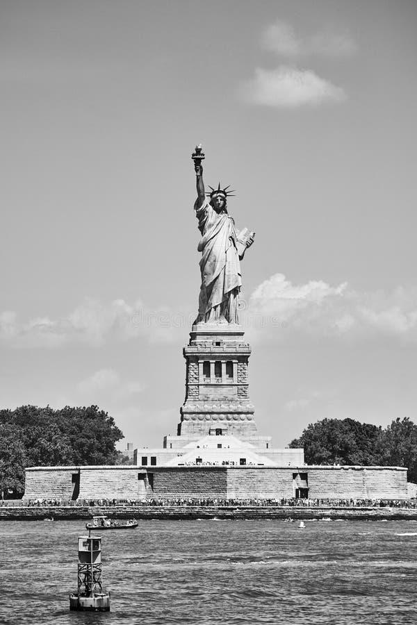 Statua della libertà, New York, U.S.A. immagini stock libere da diritti