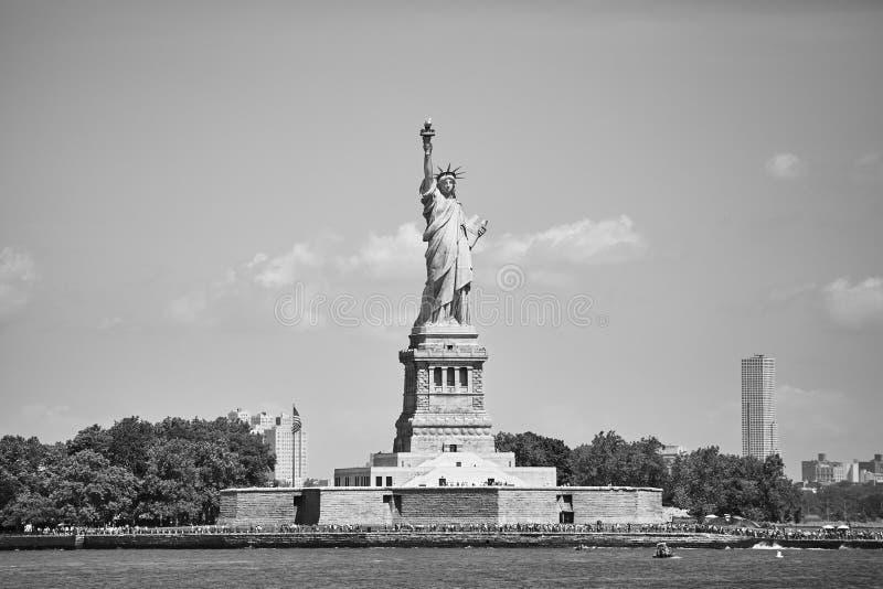 Statua della libertà, New York, U.S.A. immagine stock libera da diritti
