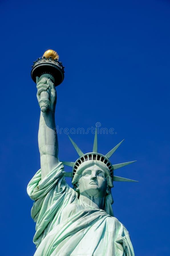 Statua della libertà, New York, U.S.A. fotografia stock libera da diritti
