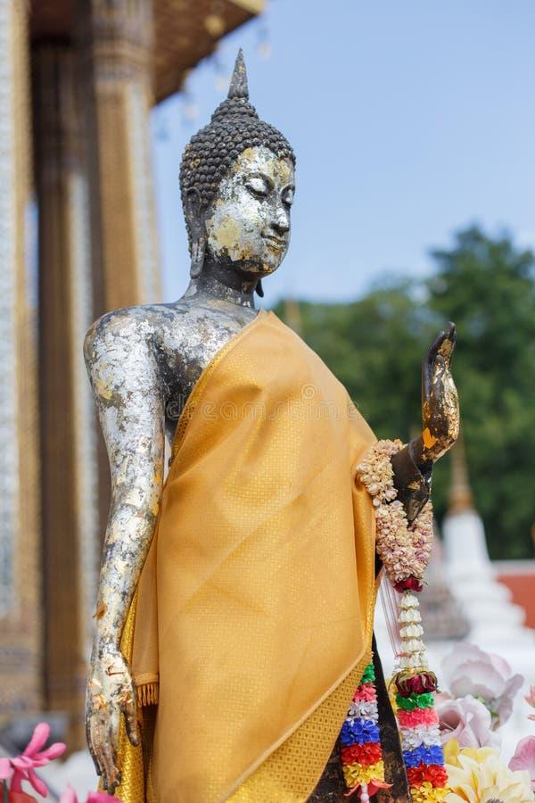 Statua della Tailandia buddha immagine stock