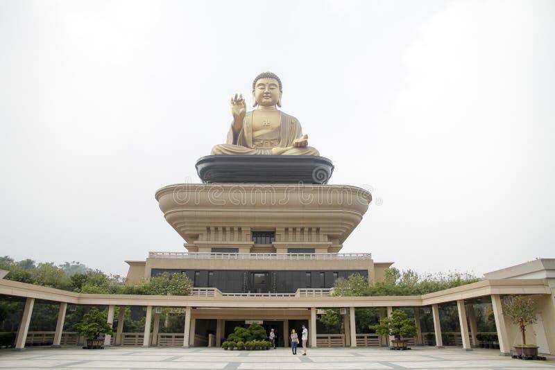 Statua delle FO Guang Shan Buddha fotografia stock libera da diritti