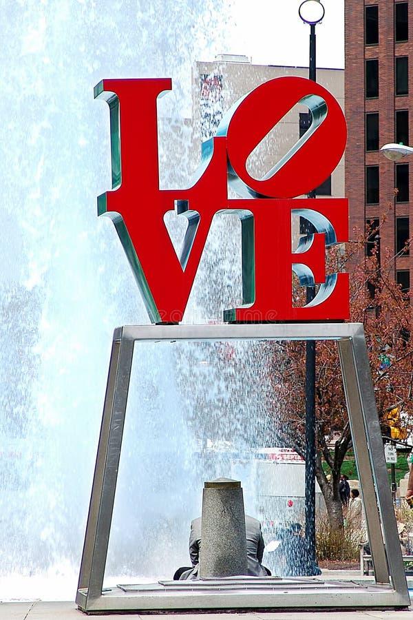 Statua di amore immagine stock libera da diritti