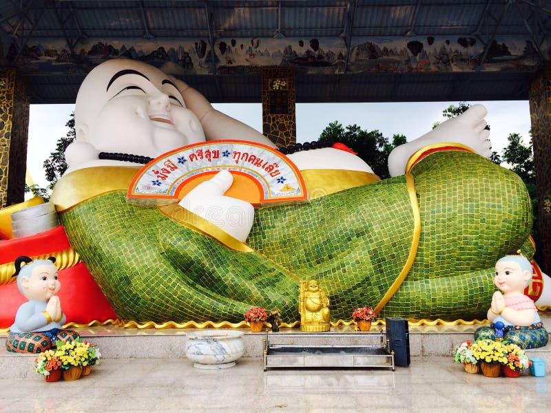Statua di Buddha di immagine fotografie stock