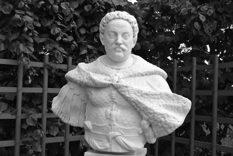 Statua di John Sobieski fotografia stock libera da diritti