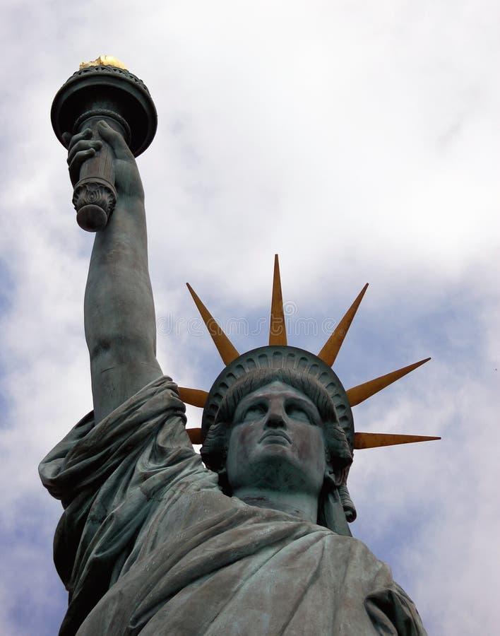 Statua di libertà New York immagine stock libera da diritti