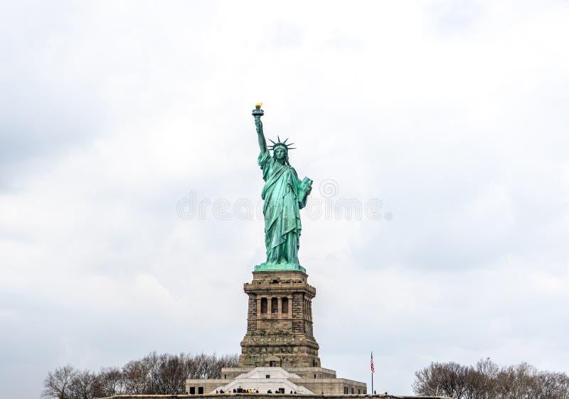 Statua di libertà a New York immagini stock libere da diritti