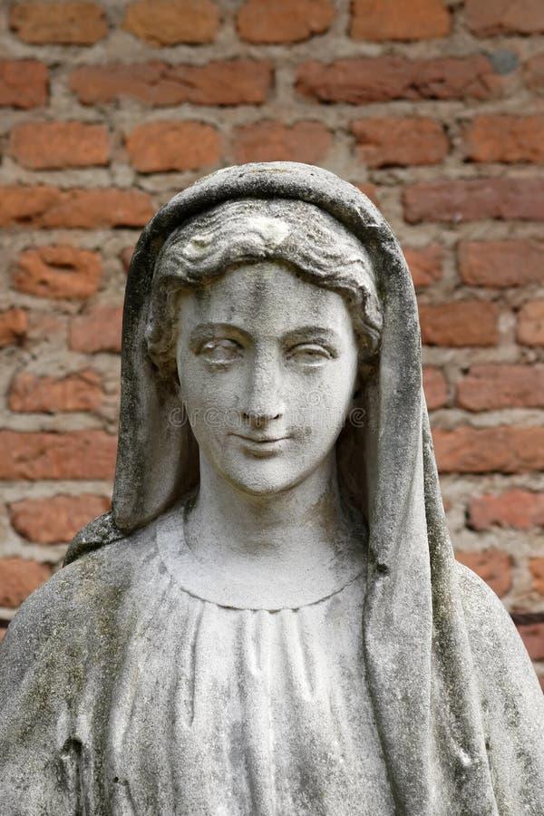 Statua di maria Magdalena fotografia stock libera da diritti