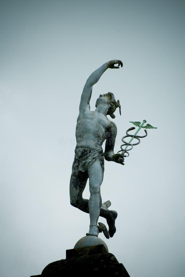 Statua di Perseus immagine stock libera da diritti