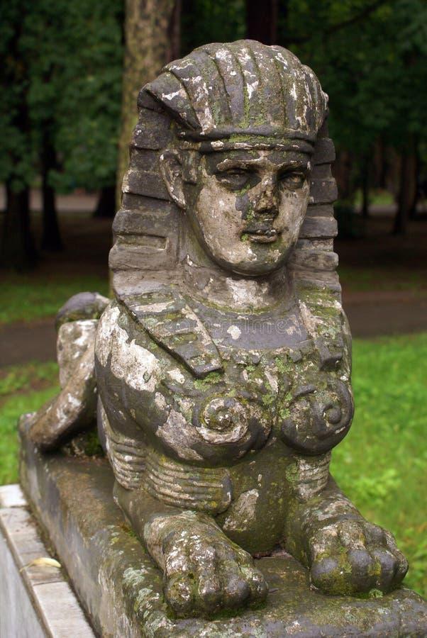 Statua di pietra immagini stock