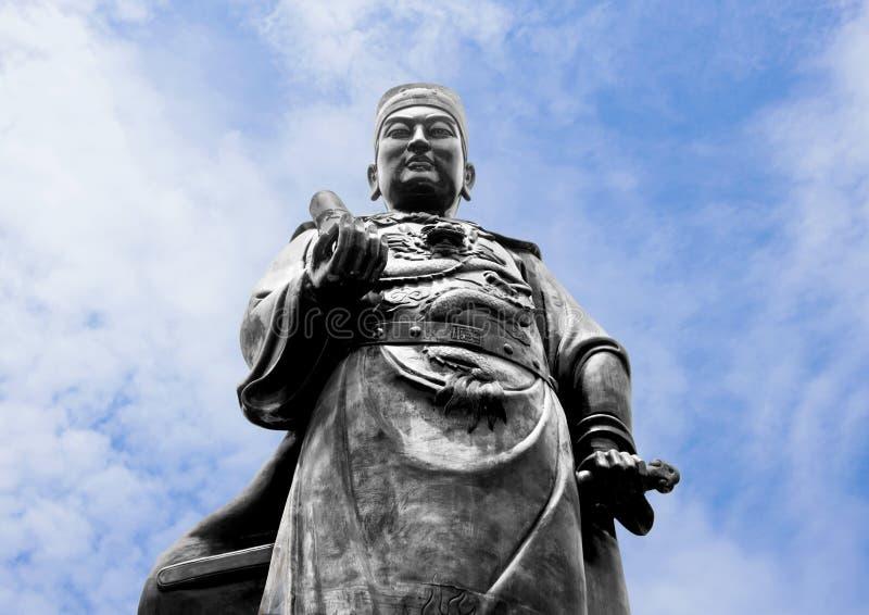 Statua di Sampokong fotografie stock