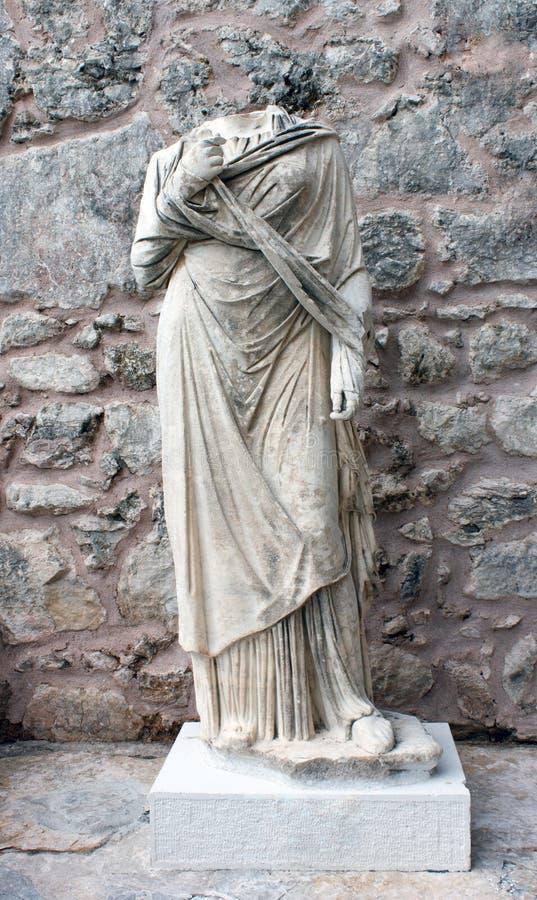 Statua femminile fotografia stock libera da diritti