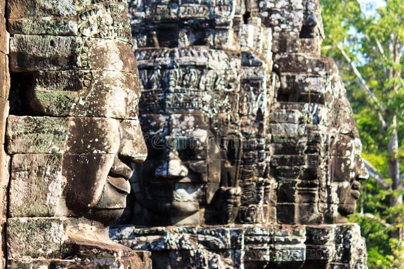 Angkor Wat fotografie stock
