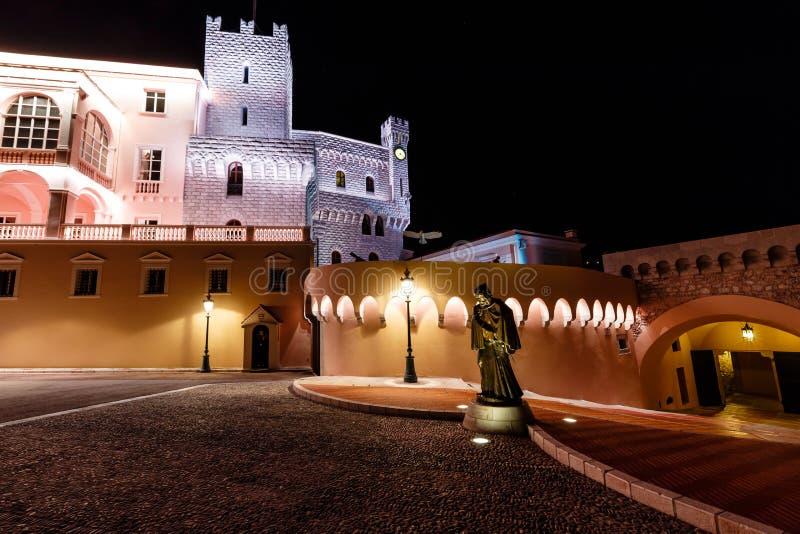 Statua Grimaldi Przebierająca jako Michaelita zdjęcia royalty free