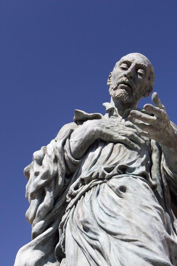 Statua II fotografia royalty free
