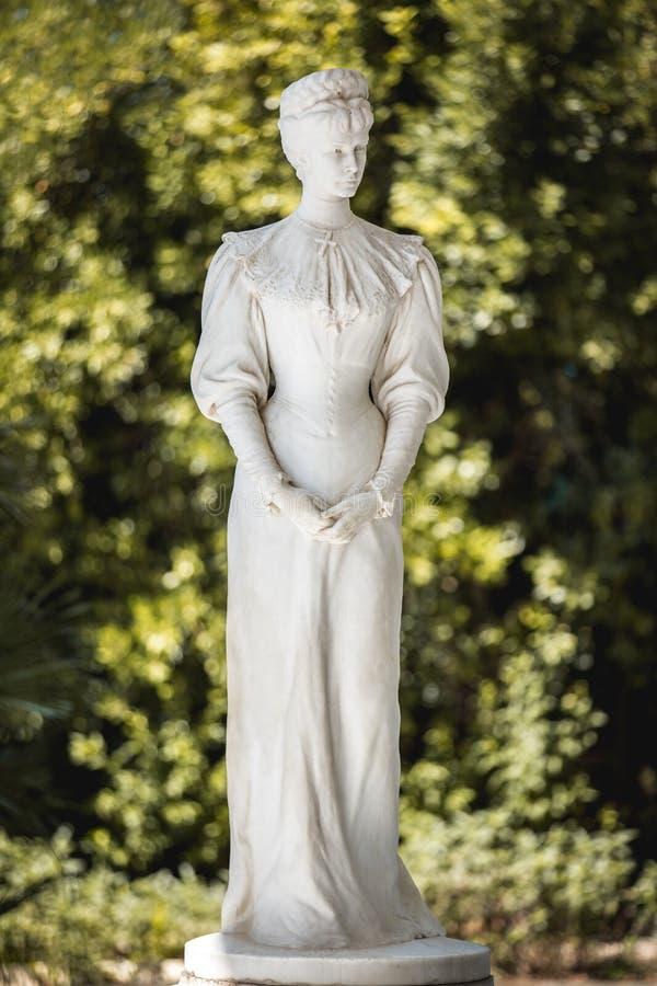 Statua imperatorowa Elizabeth Austria zdjęcie stock