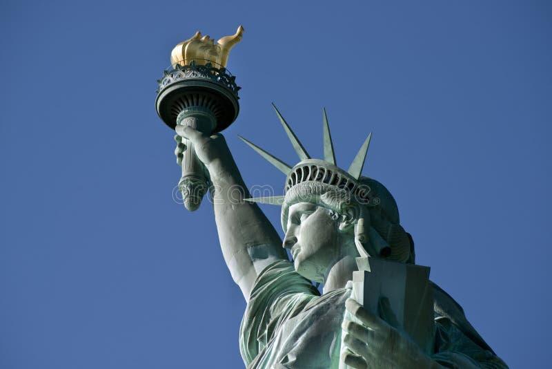 Statua Wolności. obraz royalty free
