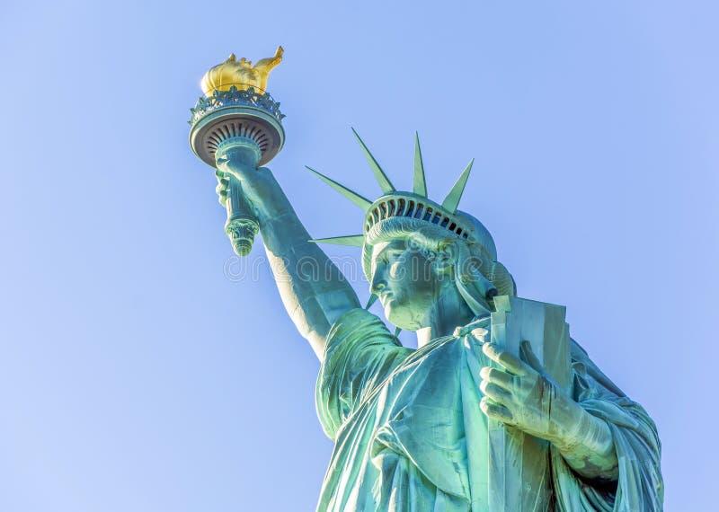 statua wolności fotografia stock