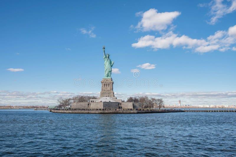 Statua Wolności, Nowy Jork miasto zdjęcie royalty free
