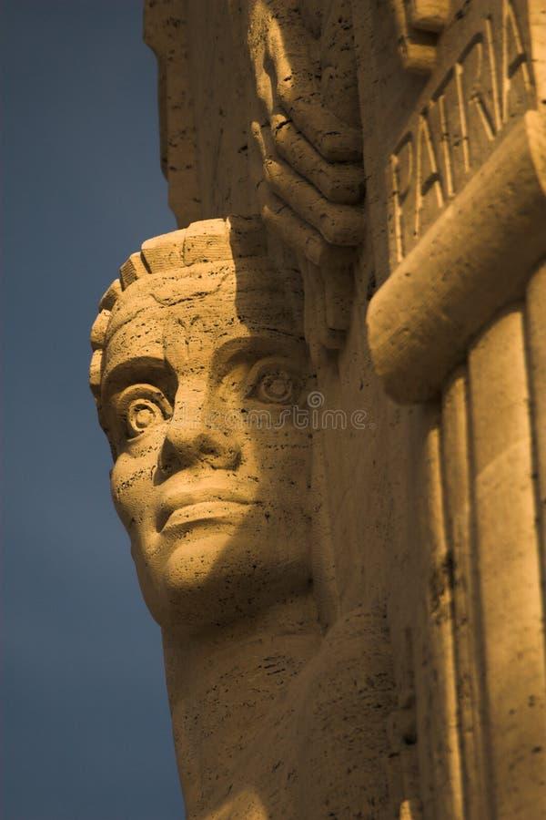 Statue image libre de droits