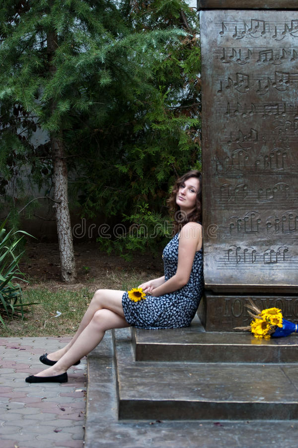 Download Statue stock image. Image of architect, sitting, columns - 21450141