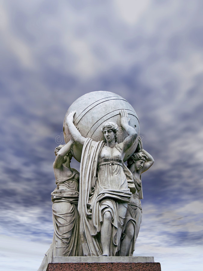 Free Statue Royalty Free Stock Photography - 3064937