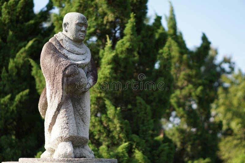 statue photographie stock libre de droits