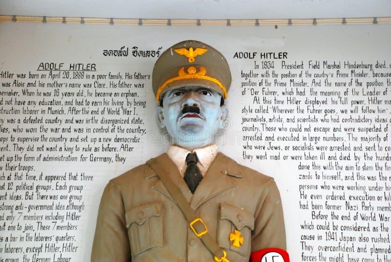 Statue of Adolf Hitler royalty free stock photos