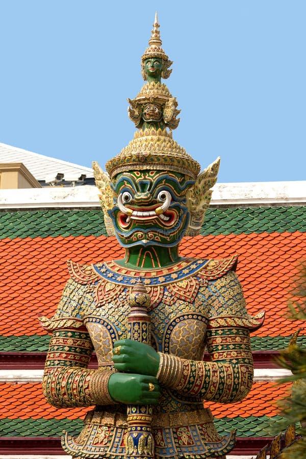 Free Statue At The Grand Palace, Bangkok Royalty Free Stock Image - 49990706