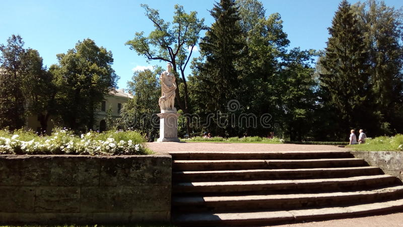 Statue of Athena royalty free stock images