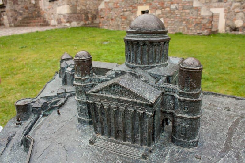 Basilica of Esztergom stock image
