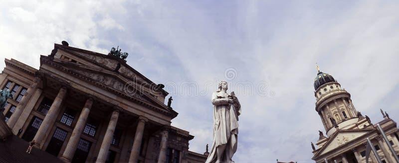 Statue- Berlin, Germany stock photo