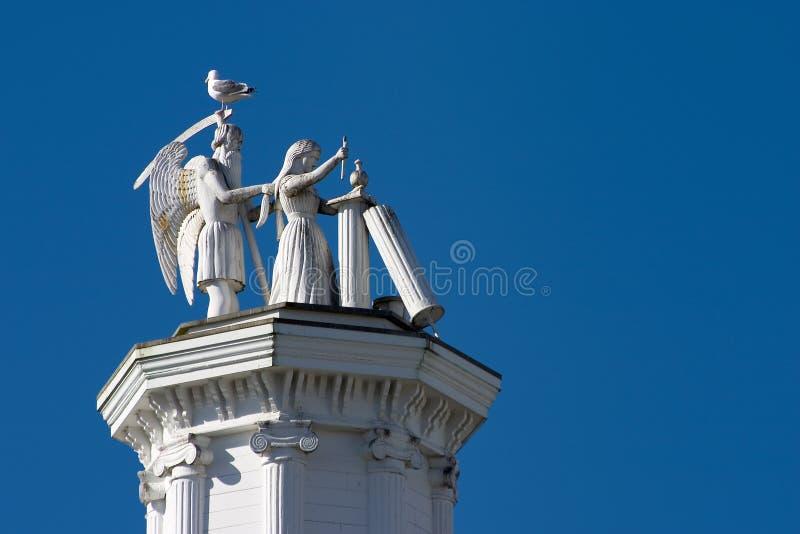 Download Statue bizarre 1 image stock. Image du cession, statue - 733067