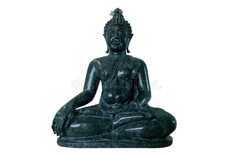 Statue of the Buddha royalty free stock photography