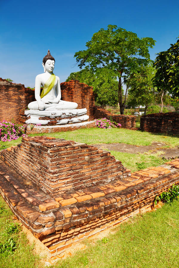 Download Statue of Buddha, Thailand stock photo. Image of sculpture - 12393498