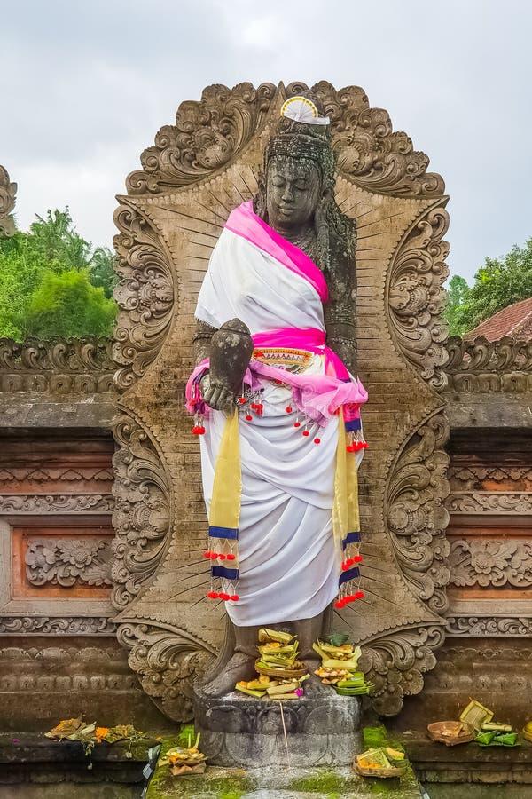 Statue of Buddha in Ubud, Bali, Indonesia royalty free stock photography