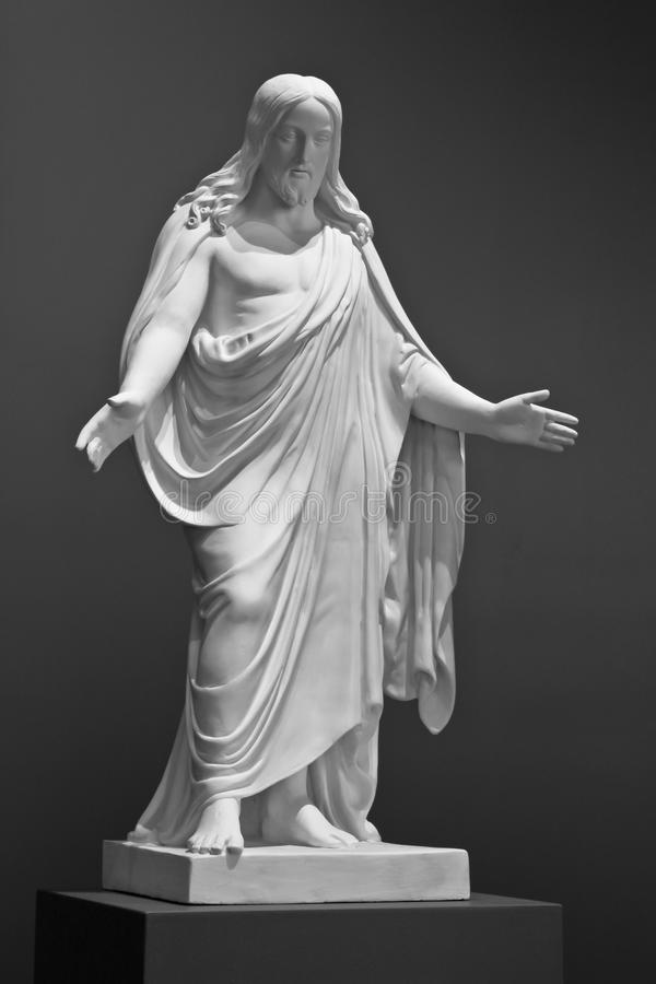 Download Statue of Christ stock image. Image of purity, savior - 22966155