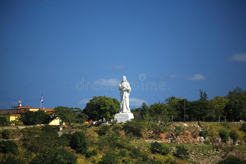 Download Statue Of Christ Of Havana Royalty Free Stock Photo - Image: 18420945