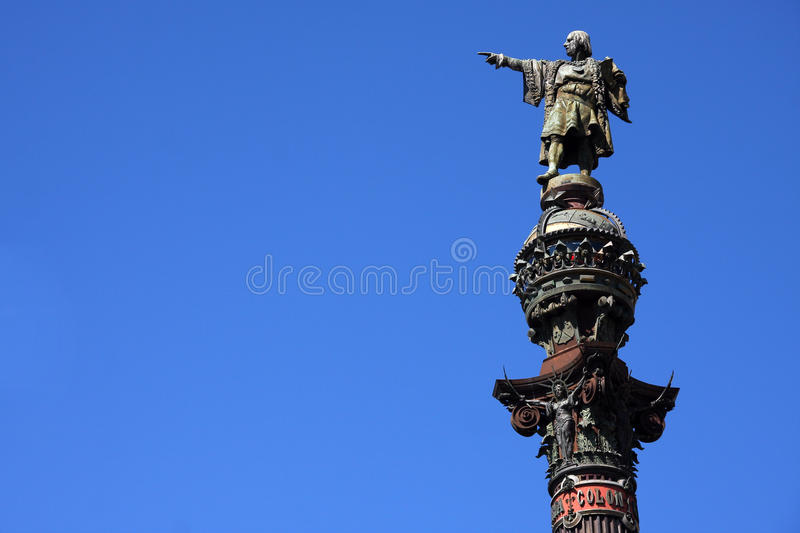 Download Statue Of Christopher Columbus Stock Photo - Image: 22626076