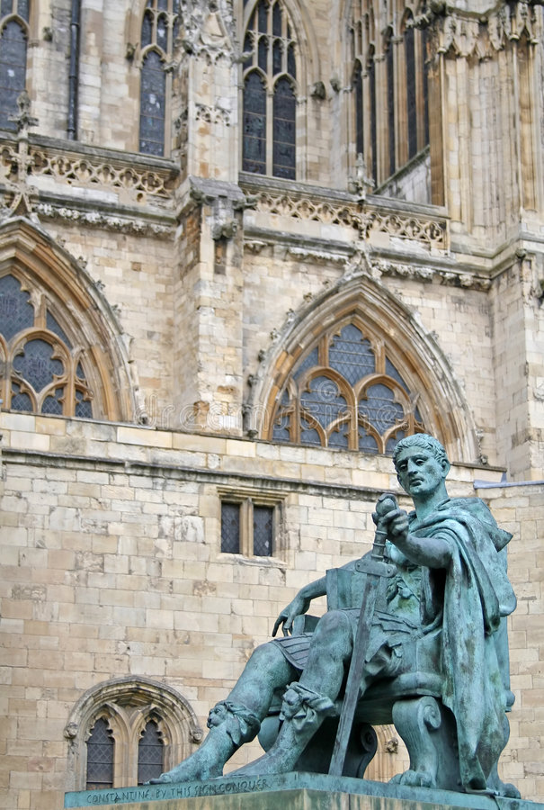 Download Statue of Constantine stock photo. Image of people, design - 595944