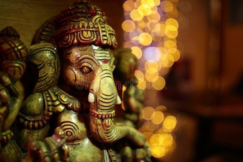 Statue d'éléphant d'Asie image stock