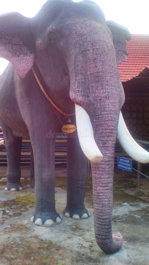 Statue d'éléphant photos libres de droits