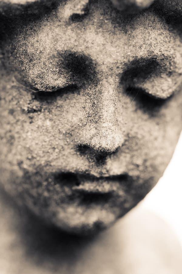 Statue d'enfant photographie stock libre de droits