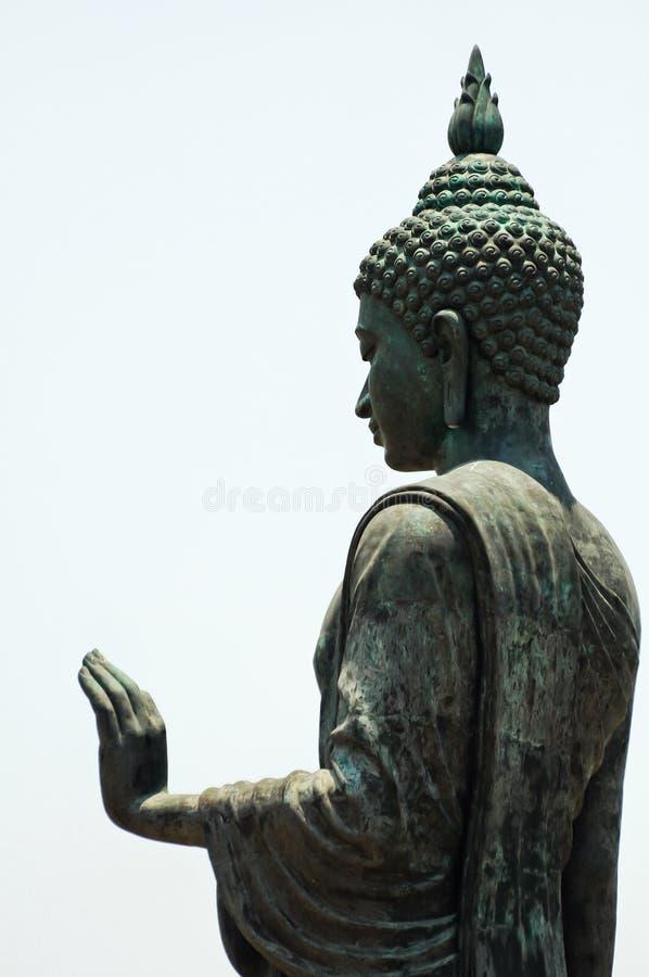 Statue de bénir Bouddha photo libre de droits