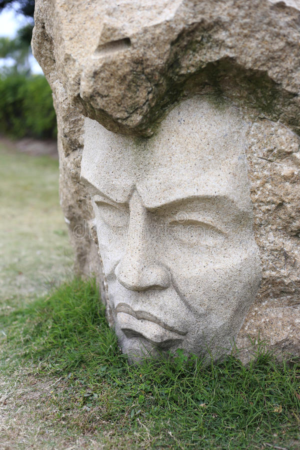 Statue de Beethoven image libre de droits