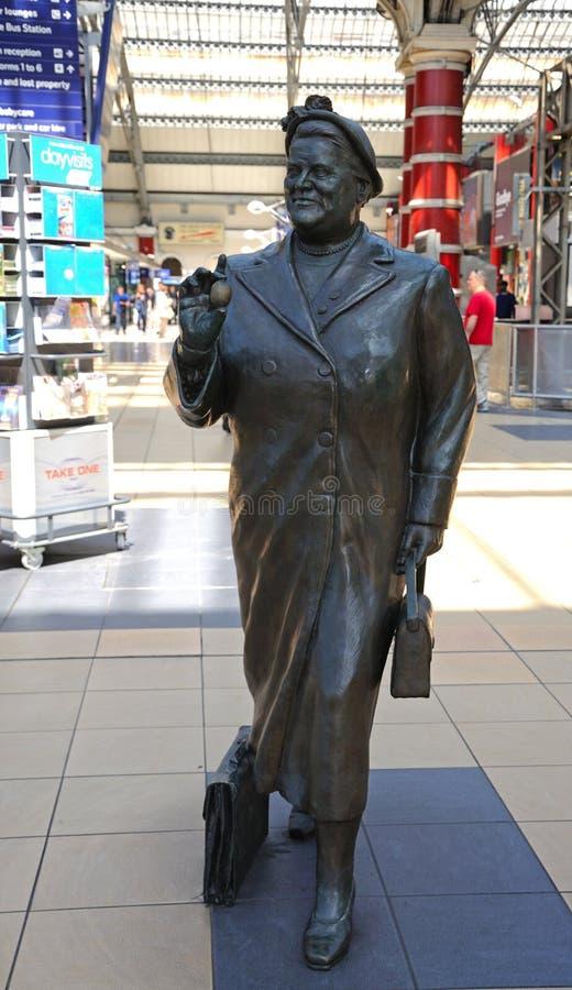 Statue de Bessie Braddock, Liverpool photo libre de droits
