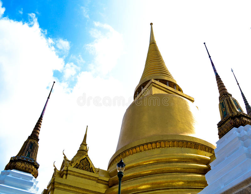 Statue de Bouddha, image stock