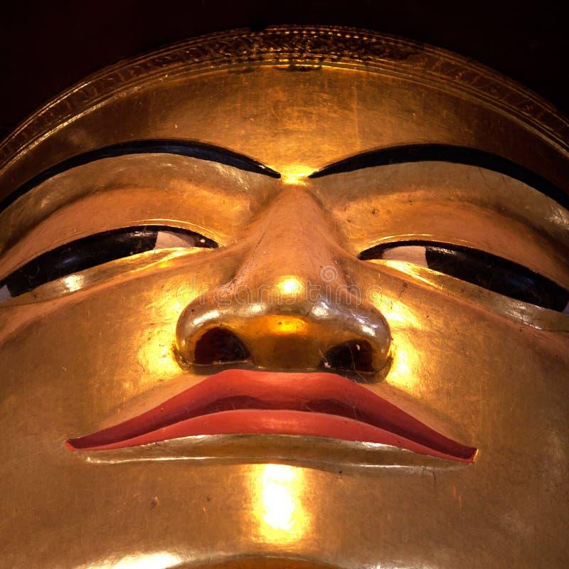 Statue de Bouddha, Myanmar images stock