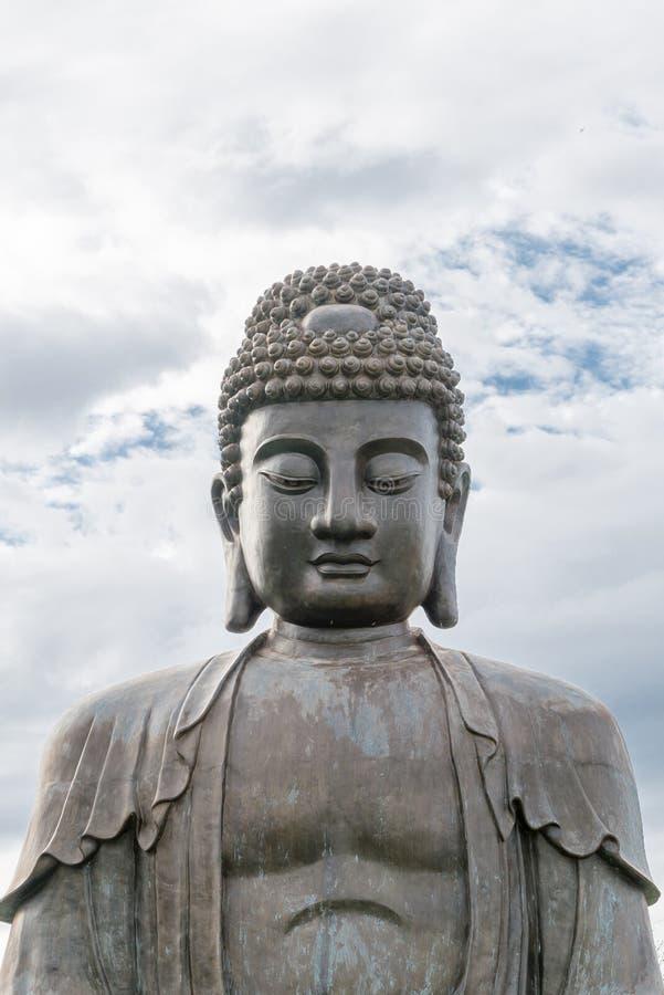 Statue de Bouddha utilisée comme amulettes de bouddhisme images libres de droits