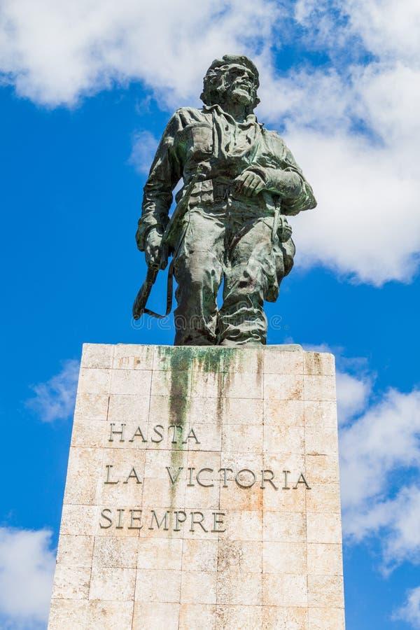 Statue de Che Guevara en Santa Clara, Cu photo libre de droits
